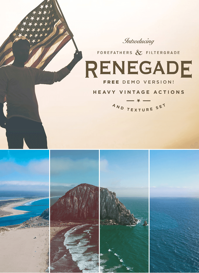 Renegade: Free Vintage Actions