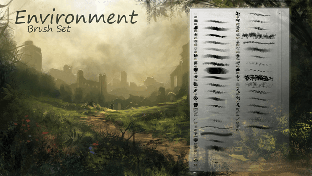 Environment-Brushes