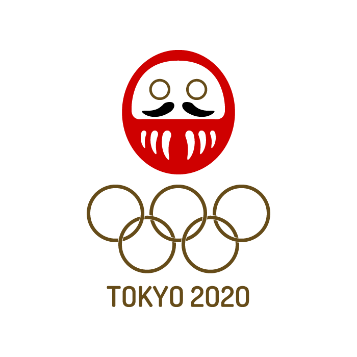 1964年東京五輪をオマージュ - 塩谷朋広が1時間で東京五輪2020エンブレムデザインしてみた
