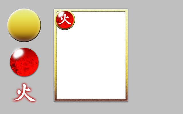 3_カード枠の細かい装飾を行う-その1