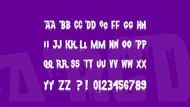 CSNPWDT NFI Font Family