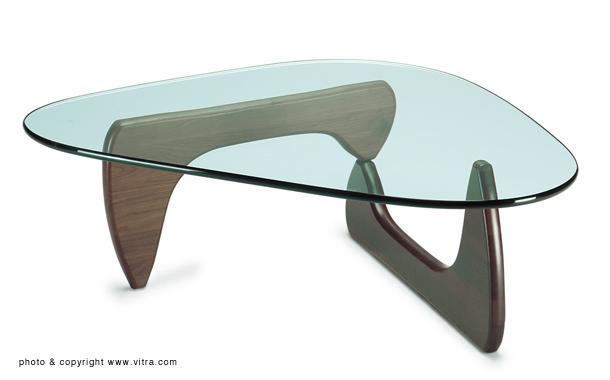 イサム・ノグチのノグチコーヒーテーブル