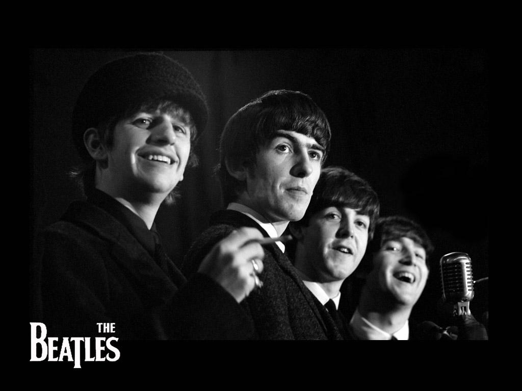 ビートルズ初来日記念日!リースのロゴをビートルズ風にしてみた