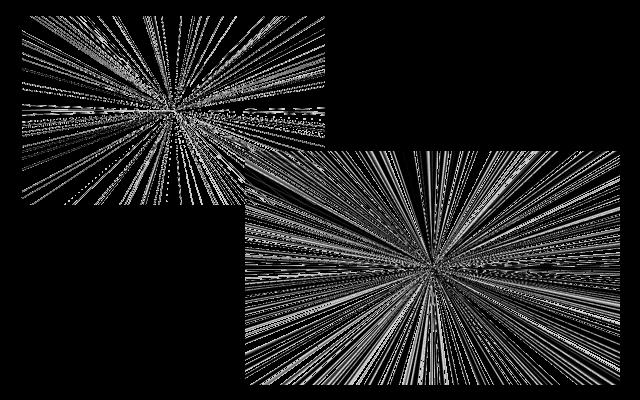 集中線の作り方9